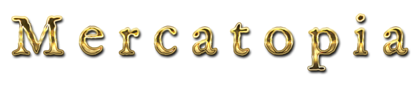 Mercatopia Gold Logo